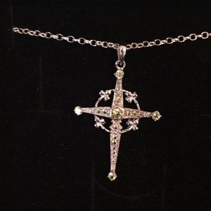 FADO Vatican Cross necklace